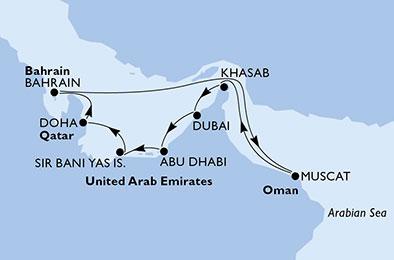 rencontres habitants à Dubaï