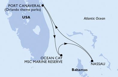 Croisière aux Caraïbes à bord du MSC Meraviglia - 3
